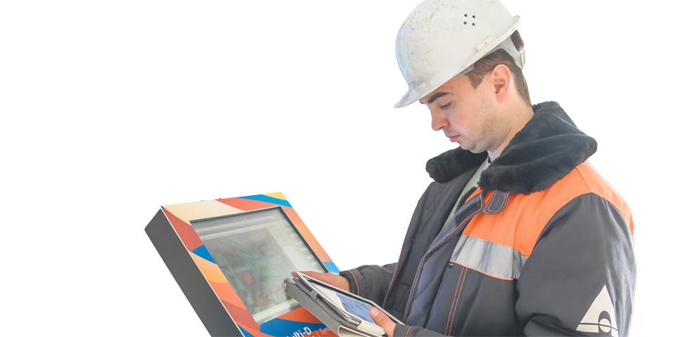 Пример цифровизации — разработанная и используемая АСЭ система Multi-D