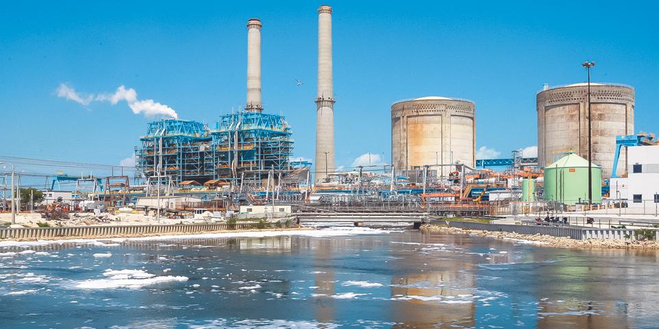 АЭС «ТеркиПойнт» выдержала испытание ураганом на отлично