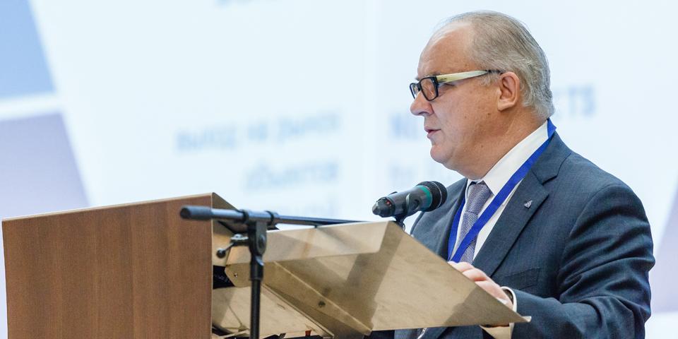 Гендиректор «Росэнергоатома» Андрей Петров представил стратегию компании