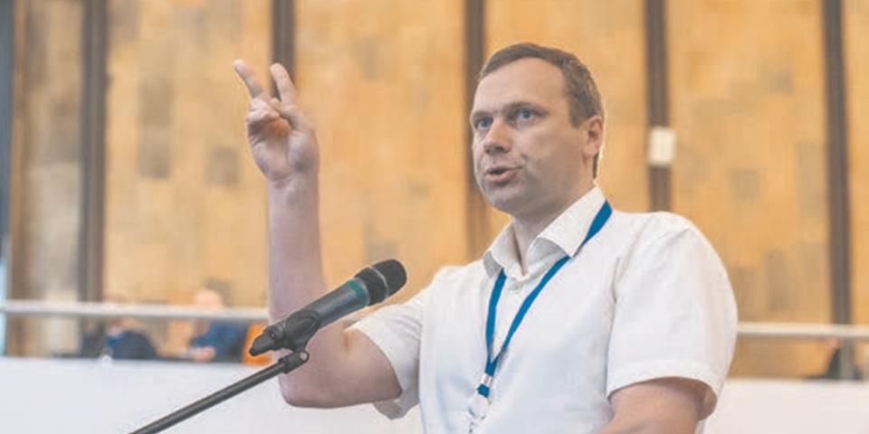 Главный конструктор проекта «Прорыв» Вадим Лемехов