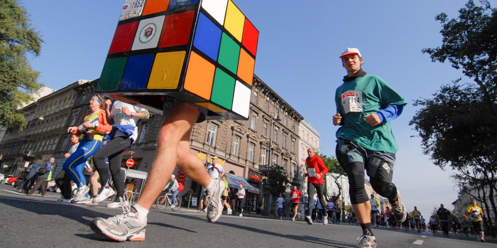 Кубик Рубика вот уже 40 лет одна из самых популярных головоломок в мире