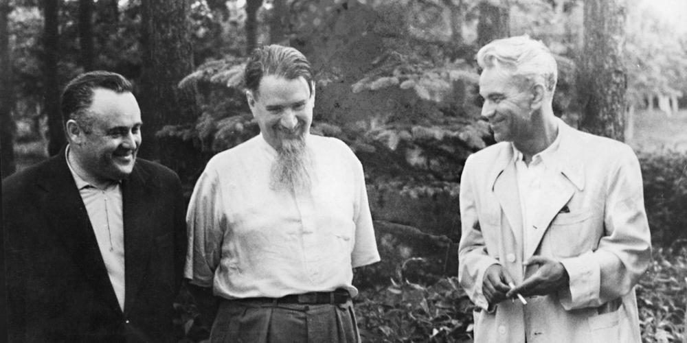 Три К советской науки — Королев, Курчатов и Келдыш