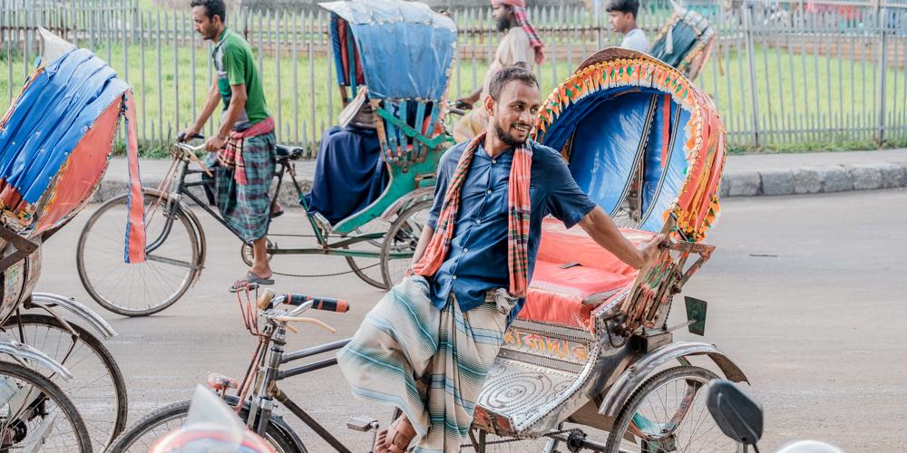 Туристам советуют не пользоваться услугами велорикш