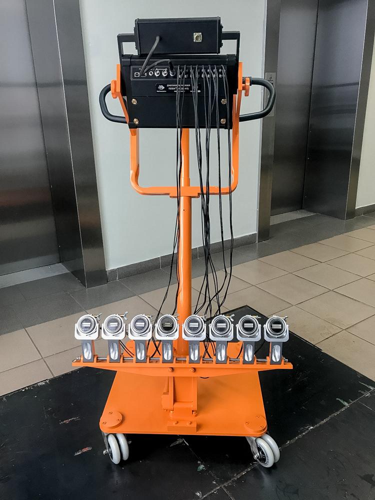 Ширина контролируемой полосы у «Листа 7М» — 560 мм