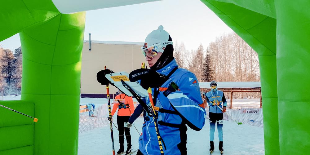 Герман Сазыкин изЗеленогорска— мастер спорта поспортивному ориентированию, студент отделения физкультуры СФУ, будущий тренер